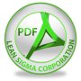 Six Sigma Green Belt Training Materials